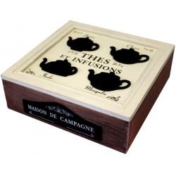 Pudełko Na Herbatę 4