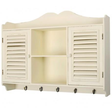 Kuchenna szafka wisząca w stylu prowansalskim