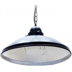 Lampa Loftowa Czarna 2