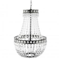 Lampa z Kryształkami Hubsch