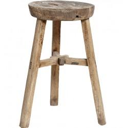Stołek Drewniany Hubsch