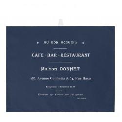 Ściereczki Kuchenne Granatowe Cafe Bar