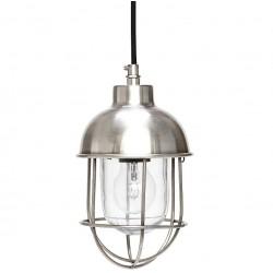 Lampa Skandynawska Szklana 2