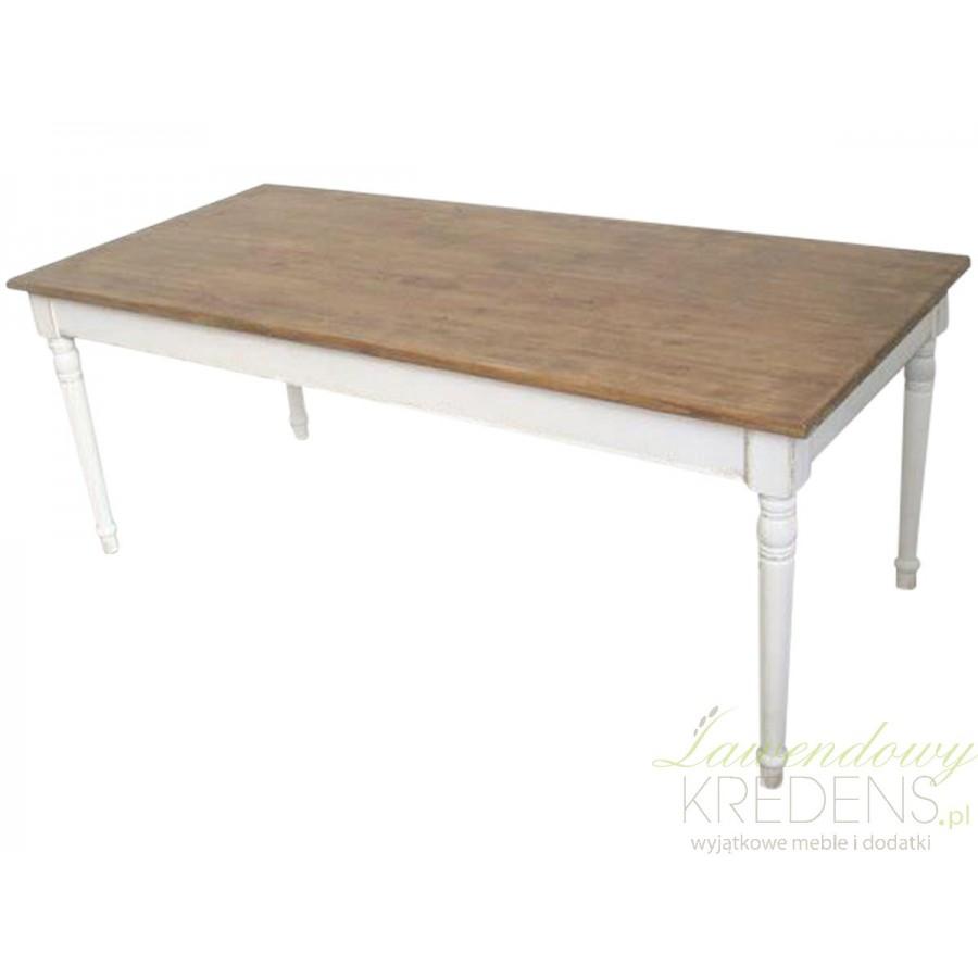 Stół W stylu Prowansalskim