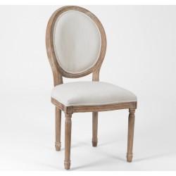 Krzesło w Stylu Prowansalskim 1
