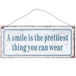 Zawieszka Retro Smile