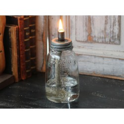 Lampa Naftowa Vintage Chic