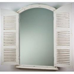 Lustro w Stylu Prowansalskim Okno 1