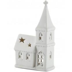 Lampion Porcelanowy Kościół 2