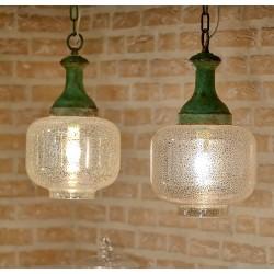Lampa Szklana Aluro Spot 1