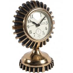 Zegarek Stojący Belldeco Gabinet Skóra