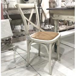 Krzesło Chic Antique Białe