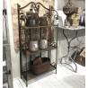 Metalowy Stolik Chic Antique