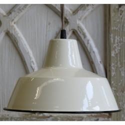 Lampa Metalowa Kremowa 2