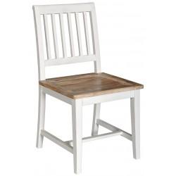 Krzesło Belldeco Bristol White