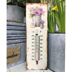 Termometr w Stylu Prowansalskim 3