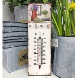 Termometr w Stylu Prowansalskim 1