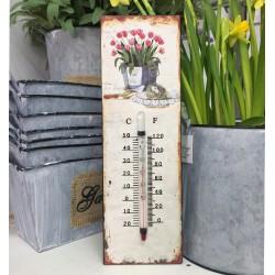 Termometr w Stylu Prowansalskim 6
