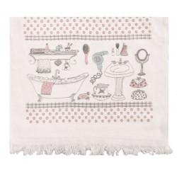 Ręcznik Do Rąk Łazienkowy