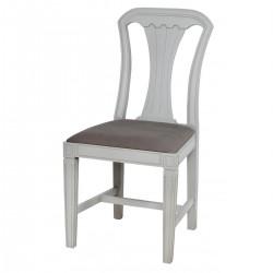 Krzesło Prowansalskie Szare Mia