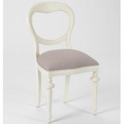 Krzesło w Stylu Prowansalskim Perla