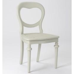 Szare Krzesło Prowansalskie Carli