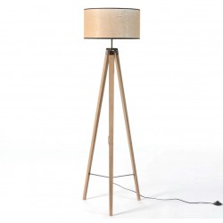 Lampa Na Trójnogu Podłogowa C
