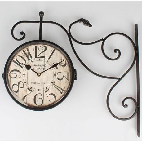 Zegar Dworcowy Paris 2