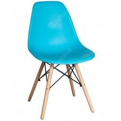 Krzesło Belldeco Niebieskie Spring