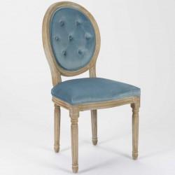 Krzesło Prowansalskie Medalion 1