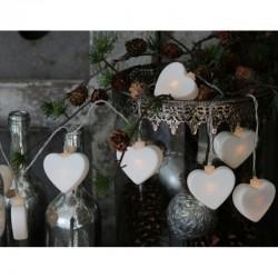 Lampki Ozdobne Serca