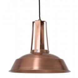 Lampa Loftowa Miedziana