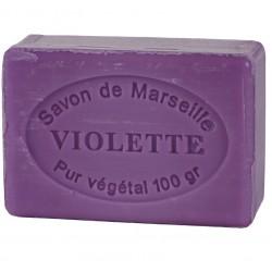 Mydło Marsylskie Fiołek