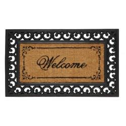 Wycieraczka Żeliwna Welcome