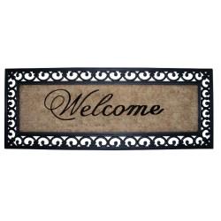 Wycieraczka Żeliwna Welcome Podłużna
