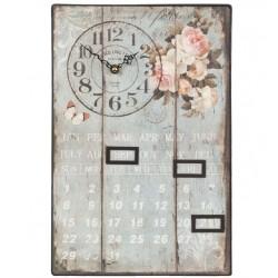 Zegar Prowansalski z Kalendarzem