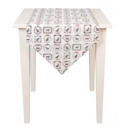 Bieżnik Na Stół z Kotami B