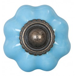 Gałki Meblowe Niebieskie
