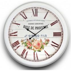 Zegar Ścienny Prowansja