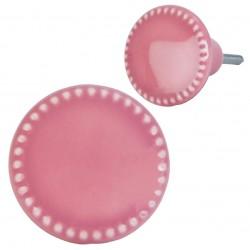 Gałki Meblowe Różowe B