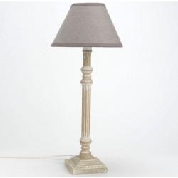 Lampa w Stylu Prowansalskim Brązowa 1