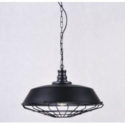 Lampa Industrialna Biała