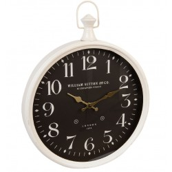 Zegar Metalowy Vintage 2