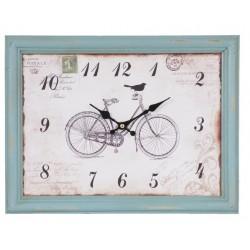 Zegar z Rowerem w Ramie
