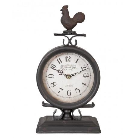 Zegar Stołowy z Kogutem