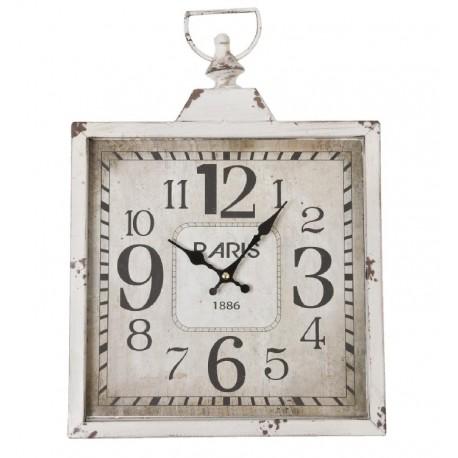 Zegar Kwadratowy Postarzany