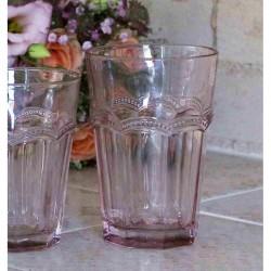 Szklanka Chic Antique Różowa A