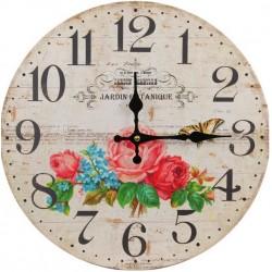 Zegar Prowansalski Róże 2