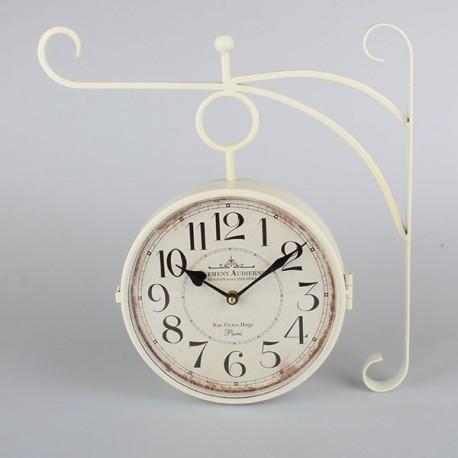 Zegar Dworcowy z Lilijką A