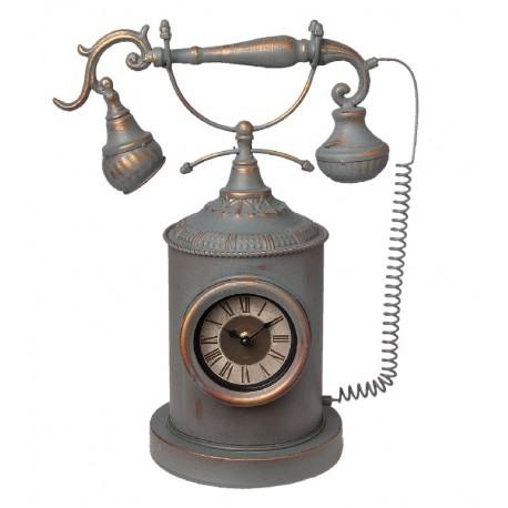 Zegar Ozdobny Telefon